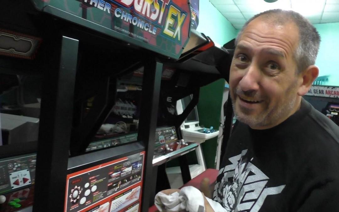 Collectionneur d'arcade, une nouvelle vidéo de BackintoysTV