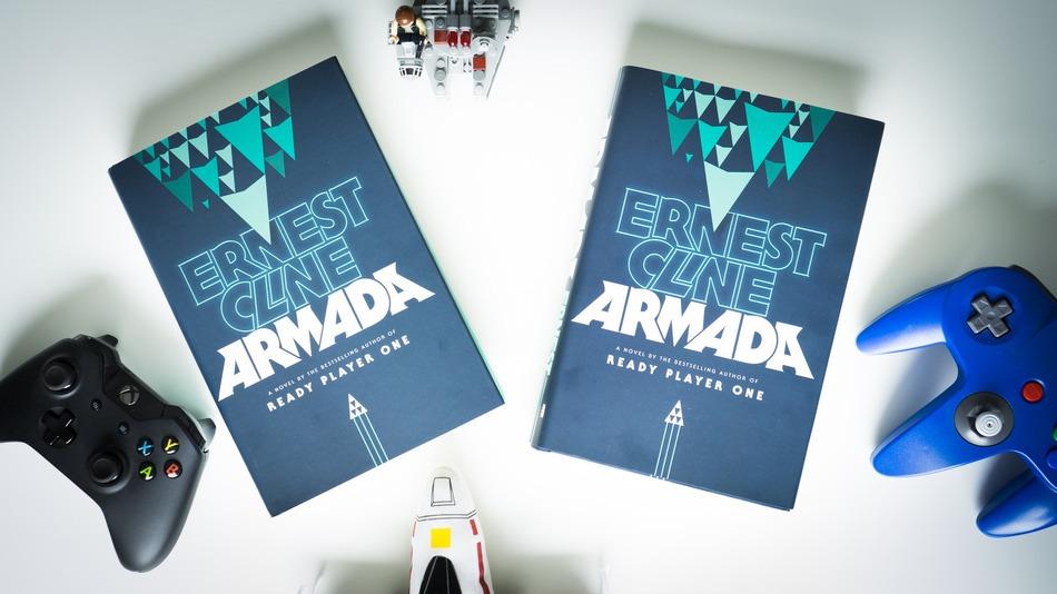 'Armada', c'est votre roman Geek de l'été