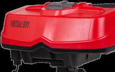 Le Virtual Boy de Nintendo célèbre ses 20 ans