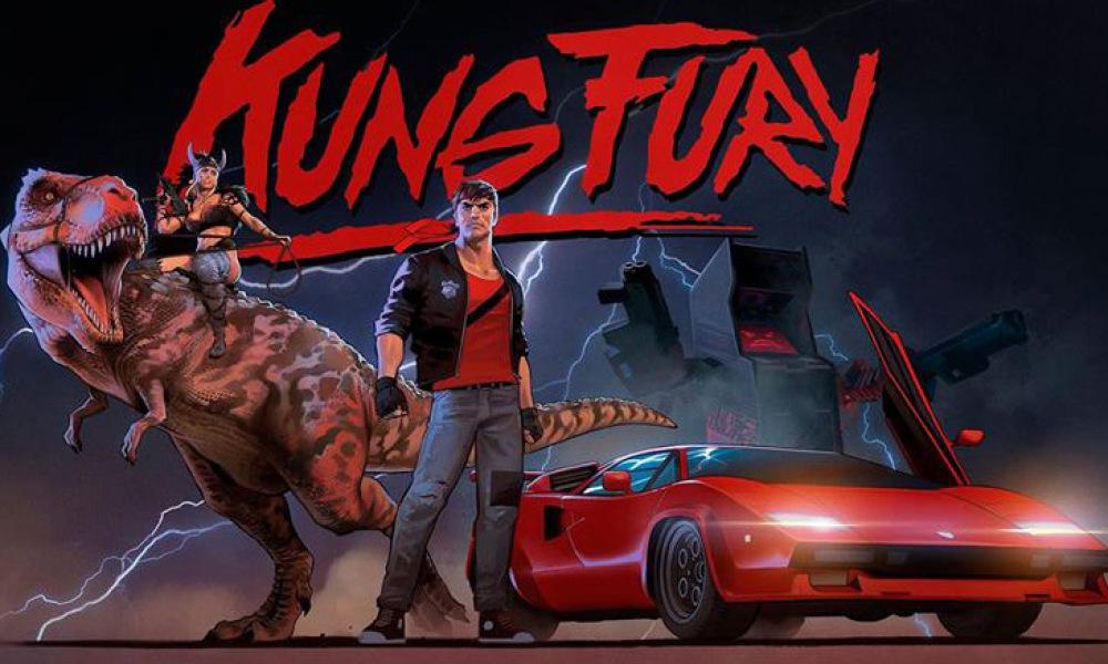 Kung Fury, la version complète enfin en ligne!