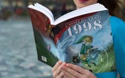 «L'Année Jeu Vidéo: 1998» dévoile son édition First Print
