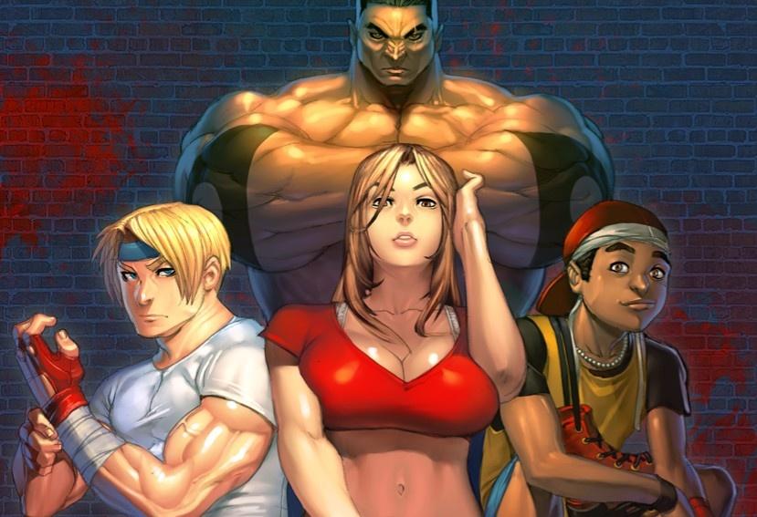 Street of Rage 2 sur le eShop de la 3DS dès ce mois ci