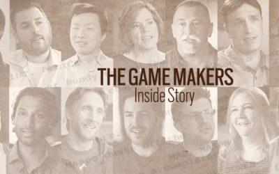 The Game Makers: Une série documentaire sur la création de jeu vidéo