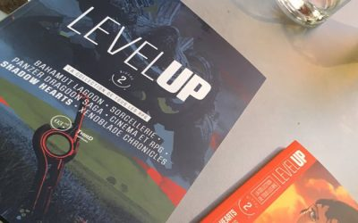 Level Up, le Mook 100% RPG qui a du niveau