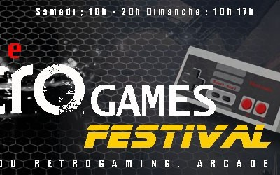 Le Savoie Retro Game Festival, ça se précise!