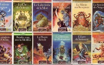 Les «livres dont vous êtes le héros», un genre unique en son genre