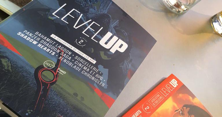 Level Up 01